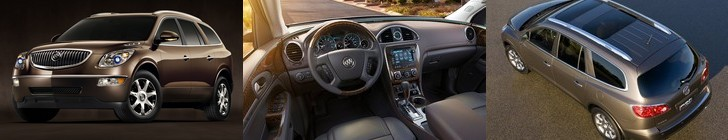 Buick Enclave: manuals and service guides