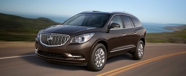 Buick Enclave 2008-2017 Owners Manual